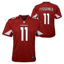 XL  11 Nike Youth Home Jersey NFL Arizona Cardinals Larry Fitzgerald 077dcfe14