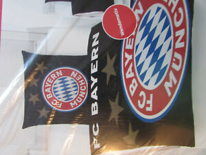 FC Bayern München Bettwäsche NEU und orginal verpackt