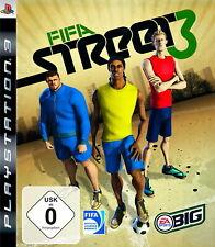 Fifa Street 3 PS3 Sammlung Playstation 3 Auflösung | Game + Anleitung + OVP
