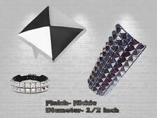 """100 PK Pyramid Studs 1/2"""" ( 12 mm )"""