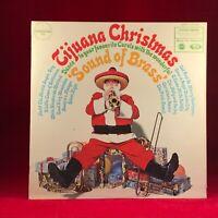 THE TORERO BAND Tijuana Christmas 1968 UK Vinyl LP Xmas Sound Of Brass EXCELLENT