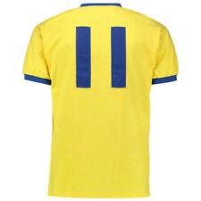 Camiseta de fútbol amarillos sin anuncio de conjunto
