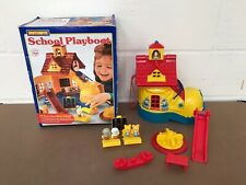 VINTAGE RETRO MATCHBOX SCHOOL PLAY BOOT COMPLETE WITH ORIGINAL BOX
