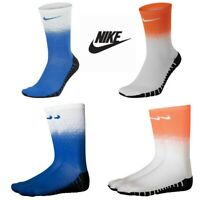 Nike Socks Mens Squad Crew Canvas Fade Gym Football Sports 1 Pair Socks S M L XL
