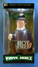DANNY BUTTERMAN HOT FUZZ 8 INCH FIGURE FUNKO VINYL IDOLZ COLLECTIBLE #26