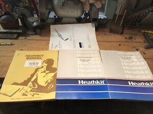heathkit manuals
