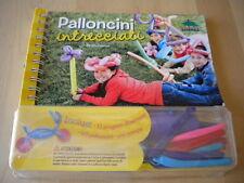 Palloncini intrecciati Cassidy John Scienza Libro gioco bambini illustrato Nuovo