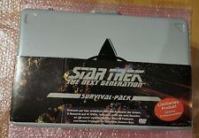 Star Trek TNG The Next Generation Season 1-7 komplett Survival Pack Koffer Boxen