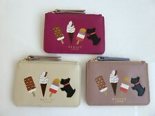 Radley Lollies Leather Coin Purse - Credit Card Holder BNWT RRP £39 & Dust Bag