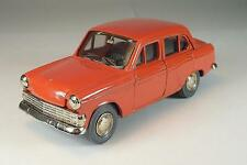 URSS USSR 1/43 Moskvitch 403 ocre marron #286