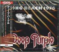 DEEP PURPLE-DEEP PURPLE MKIV- LIVE AT LONG BEACH ARENA 1976-JAPAN CD G88