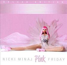 Pink Friday [Clean] [Deluxe Edition] by Nicki Minaj (CD, Jun-2011, Motown)