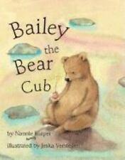 Bailey the Bear Cub-ExLibrary