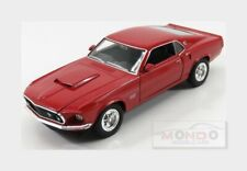 Ford Mustang Boss 429 Red 1969 WELLY 1:24 WE24067R