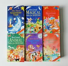 BEST LOVED - Collection of 6 Children's Tales Books (Paperback Books, 1999)
