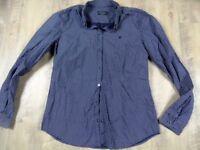 MARC O POLO schöne Bluse blau mit kleinen Sternen Gr. 38 w. NEU 917