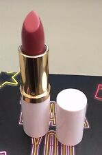 New Estee Lauder Pure Color Long Lasting Lipstick ~17 ROSE TEA~ White Tube