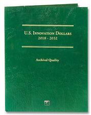 Littleton Coin Folder LCF50 Innovation Dollar 2018 - 2032 Album / Book