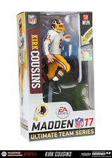 McFarlane NFL MADDEN 17-Washington Redskins-Kirk Cousins-ULTIMATE PERSONAGGIO