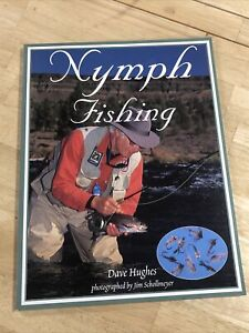 Nymph Fishing by Hughes, Dave - Great Condition