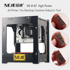 NEJE 1000mW Láser Dual USB Cortador Máquina Grabar Grabador Impresora Engraver
