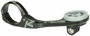 K-EDGE Wahoo Max XL Combo Mount -31.8, Black