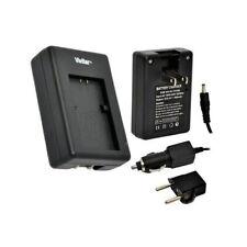 Vivitar AC/DC Rapid Universal battery charger for Canon NB-6L Batteries (QC-902)