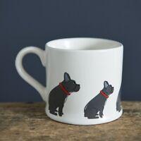 Sweet William FRENCH BULLDOG Mug | Great Gift for Frenchie Dog Lovers | FREE P&P
