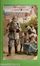 #K60.  GERMAN IMPERIAL WWI PERIOD POSTCARD