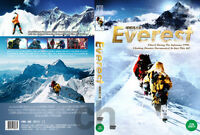 Everest (1998) - Stephen Judson, Greg MacGillivray, Liam Neeson DVD NEW
