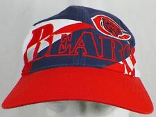 VINTAGE CHICAGO BEARS SNAP BACK HAT BY LOGO 7  B2