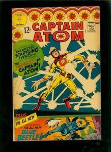 Captain Atom 83 FN/VF 7.0