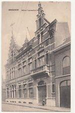 Feldpost Ak Iseghem Nijverheidschool Belgien 1915 ! (A1917