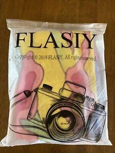 FLASIY 7 X 5 Ft Hippie Retro Boho Mountain Photography Backdrop Pinks Blue NEW
