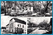 AK 268 Rasberg-Zeitz 1912 Etablissement Schweizergarten