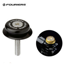 "Bike Stem Top Cap Headset Cover 1 1/8"" Fork Combine Beer Bottle Cap 28.6mm Tube"