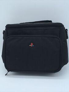 PS2 Travel Bag Shoulder NO STRAP Black