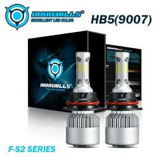 2x 9007 HB4 LED Headlight Kit 2000W 300000LM Hi Low Beam Bulb 6500K Super Bright