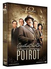 DVD HERCULE POIROT SAISON 12  PAR AGATHA CHRISTIE NEUF