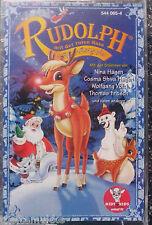 MC NEU OVP Rudolph mit der roten Nase Original Hörspiel zum Weihnachts Kinofilm