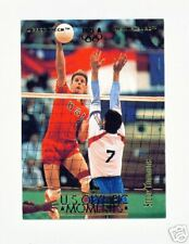 1996 UD OLYMPIC CHAMPIONS STEVE TIMMONS VOLLEYBALL #54 ~ MULTIPLES AVAILABLE
