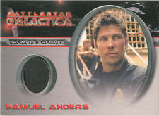 "Battlestar Galactica Season 3 - CC38 ""Samuel Anders' Jacket"" Costume Card"