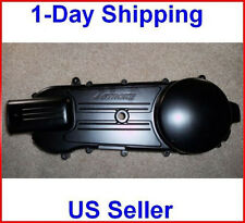 150cc Crankcase Engine Cover Long Case Motor Left Side GY6 Scooter Moped Chinese
