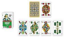 Skat deutsches Bild Kartenspiel