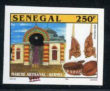 TIMBRE AFRIQUE SENEGAL / NEUF NON DENTELE N° 1619 ** MARCHE ARTISANAL KERMEL