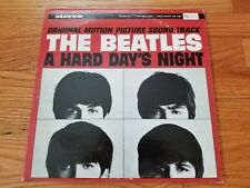 The Beatles ~ A Hard Day's Night ~ 1964 United Artists UAS 6366  ~ VG+/VG+