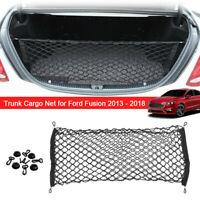 Free shipping A Envelope Organizer Rear Trunk Cargo Net Ford Fusion 2006-2012