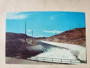 Vintage Postcard - Grand Coulee Dam Pump Outlet - J. Boyd Ellis