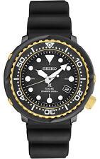 New Seiko SNE498 Prospex Reedition Divers 1978 Blk Gold Solar Tuna 46.7MM 200m