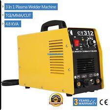 Multifunctional Inverter Welder Plasma Cutter TIG/MMA/CUT 80% Efficiency 220V
